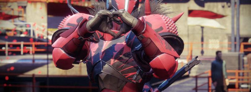 Destiny 2 arranca su evento de San Valentín