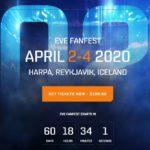 Se anuncian nuevos detalles del EVE Fanfest 2020