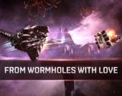 EVE Online celebra San Valentín con más drops y una actualización centrada en los «Wormholes»