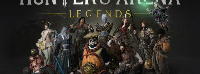 Hunter's Arena: Legends ya está disponible en PS Plus y Steam con cross-play