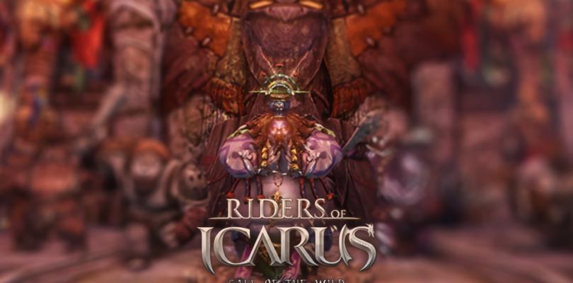Riders of Icarus introduce Call of the Wild con nuevas mazmorras y contenido