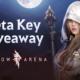 ¡Repartimos 500 claves para la beta de Shadow Arena en Steam!