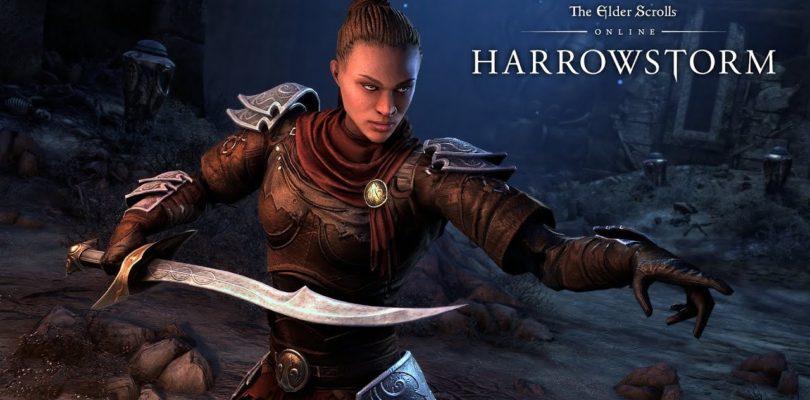 The Elder Scrolls Online – Ya disponible el DLC Harrowstorm para los jugadores de PS4 y XB1