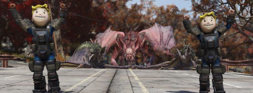 Fallout 76 prepara doble de experiencia y regalos misteriosos para esta cuarentena