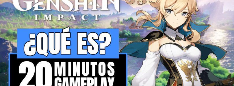 Genshin Impact – ¿Qué es? – 20 Primeros minutos gameplay