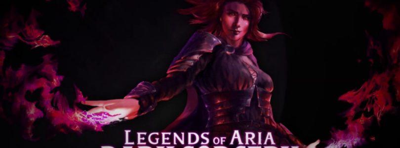 Legends of Aria introduce su DLC Dark Sorcery en el servidor de pruebas