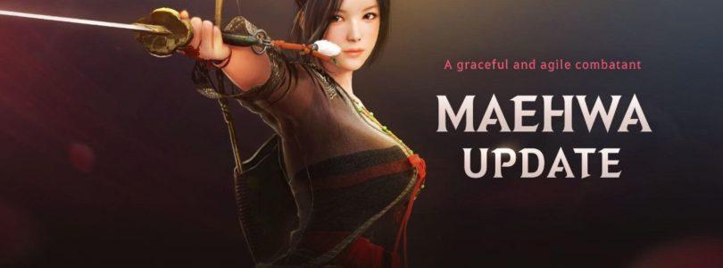 La clase Maehwa ya está disponible en Black Desert para Xbox One y PlayStation 4
