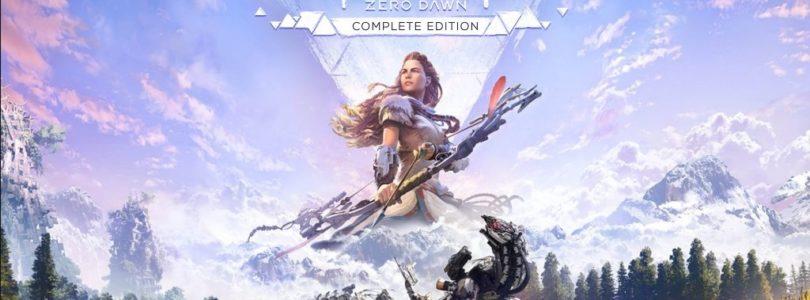 Horizon Zero Dawn confirma su lanzamiento para PC en Steam