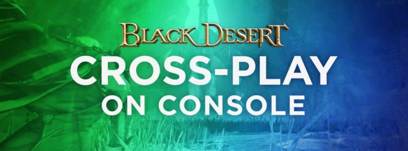 El cross-play de Black Desert en PlayStation 4 y Xbox One ya está disponible