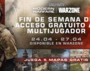 Prueba este fin de semana el multijugador de Call of Duty: Modern Warfare, ¡totalmente gratis!