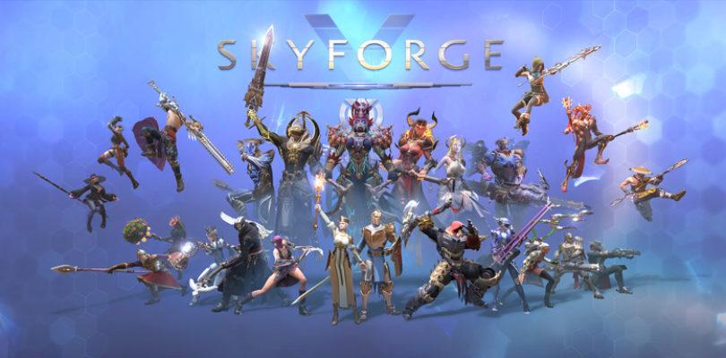 Ya disponible el evento del 5º aniversario de Skyforge V en PC, PS4 y Xbox One