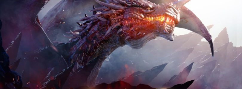 Enfréntate al último de los dragones: Garmoth vuelve a Black Desert para PS4 y Xbox One