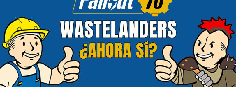 Fallout 76: Wastelanders – ¿Ahora sí? – Avanzando hacia la buena dirección