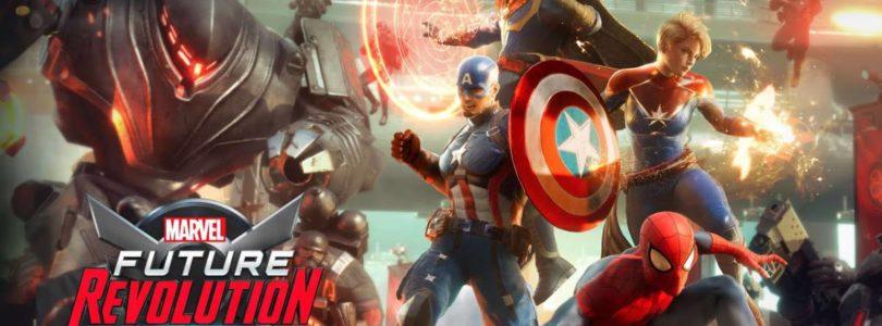 Marvel Future Revolution nos enseña un nuevo vídeo sobre la historia