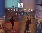 Population Zero nos muestra el progreso del juego desde 2017