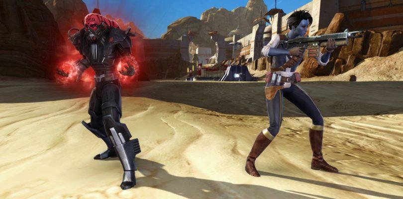 Star Wars The Old Republic amplía hasta junio su evento de doble exp.