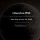 La CitizenCon 2950, la de este año, cancelada