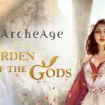 Ya está disponible ArcheAge: Garden of the Gods