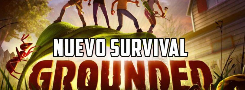 Nuevo Survival Co-Op – GROUNDED – Acceso Anticipado en Steam en 2020