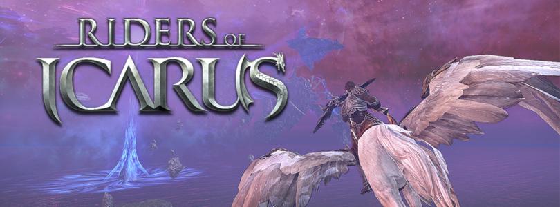 Ya está disponible Riders of Icarus Free to Play en Latinoamérica