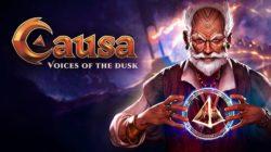 El juego de cartas Causa, Voices of Dusk sale de acceso anticipados a finales de este mes