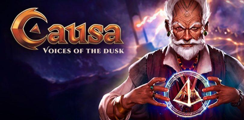 Comienza el acceso anticipado gratuito del juego de cartas Causa, Voices of the Dusk