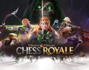"Nuevos héroes llegan a Might & Magic: Chess Royale, el ""Auto battler"" de Ubisoft para 100 jugadores"