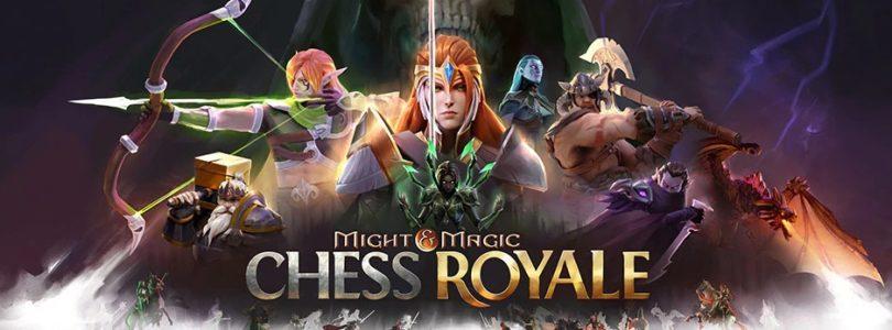 """Nuevos héroes llegan a Might & Magic: Chess Royale, el """"Auto battler"""" de Ubisoft para 100 jugadores"""