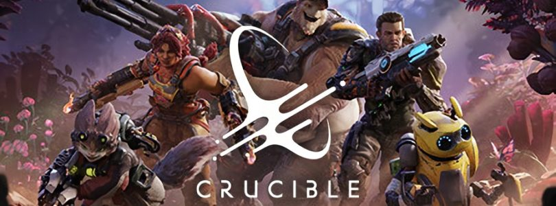 Crucible ya está disponible en Steam