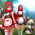 TERA nos viste de Caperucita Roja en América y anuncia su llegada a Rusia con Gameforge
