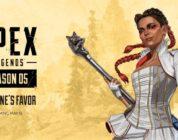 Loba se muestra en combate en el nuevo tráiler de gameplay de la Temporada 5: Favor y Fortuna en Apex Legends