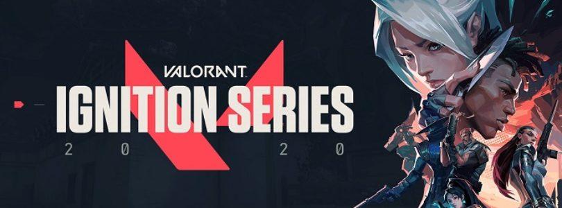 Riot Games anuncia la Ignition Series de VALORANT