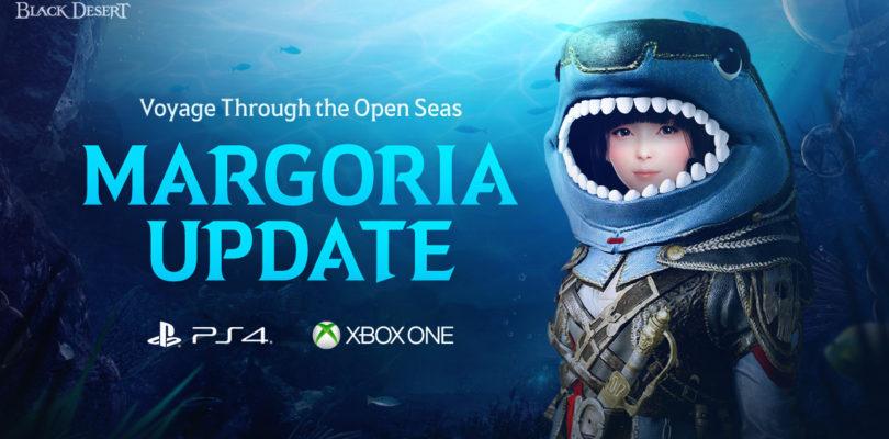 Explora el gran Océano de Margoria con la expansión gratuita de Black Desert para consolas