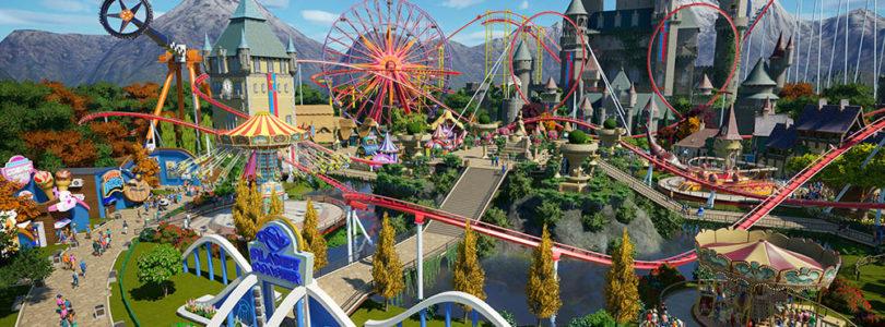 Planet Coaster llevará los parques de atracciones a una nueva generación de jugadores a finales de 2020