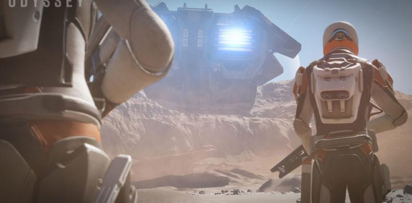 Elite Dangerous da un salto de gigante: disfruta de la galaxia como nunca antes la habías visto con Elite Dangerous: Odyssey