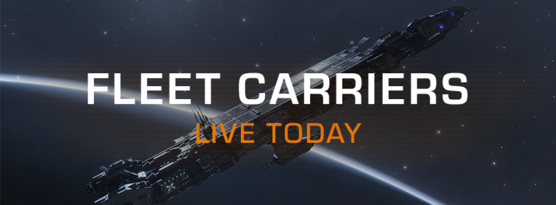 "La actualización ""Fleet Carriers"" para Elite Dangerous está ya disponible"
