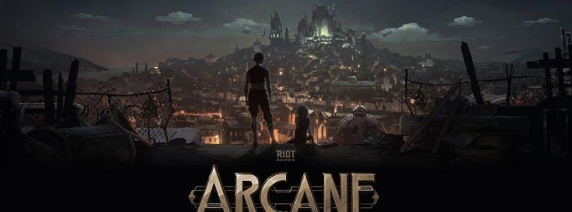 El estreno de Arcane, la serie de animación de Riot Games, se retrasa hasta 2021
