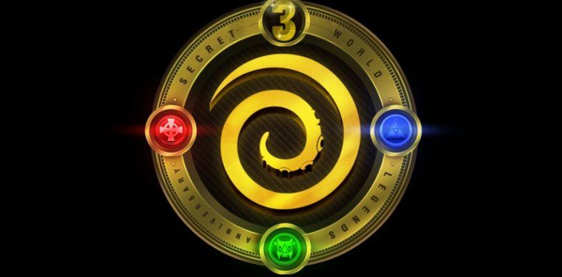 Secret World Legends prepara su tercer aniversario con eventos de los desarrolladores y la comunidad