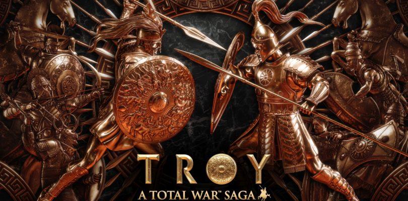 SEGA presenta Total War: TROY, que será gratuito durante sus primeras 24h en la Epic Store