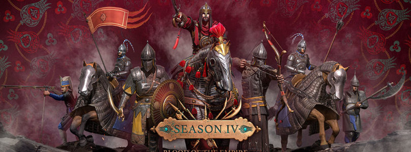 Ya está disponible la SEASON IV: BLOOD OF THE EMPIRE de Conqueror's Blade