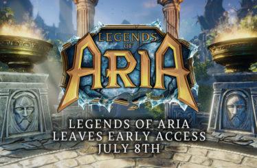 Legends of Aria sale hoy del acceso anticipado con su Release 10