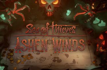Sea of Thieves recibirá su actualización Ashen Winds el 29 de julio