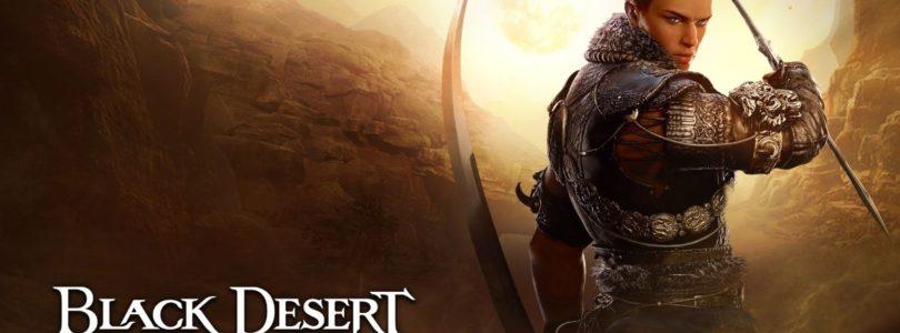 Hashashin, la nueva clase de Black Desert, ya está disponible en PS4 y Xbox One