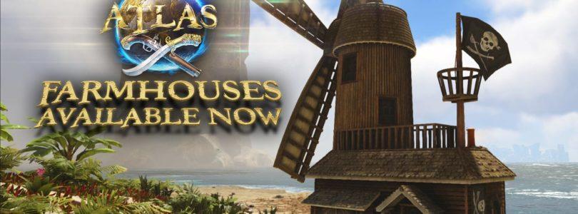 ATLAS añade las granjas