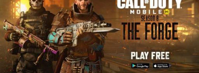 Ya disponible la Temporada 8 de Call of Duty: Mobile
