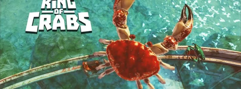 King of Crabs – Convierte te en el rey de los cangrejos en este battle royale Free to Play