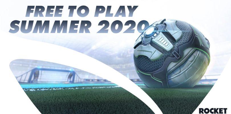 Rocket League será Free To Play desde este mismo verano