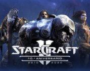 Celebra una década de StarCraft II con la actualización del 10.º Aniversario: ¡ya está disponible!