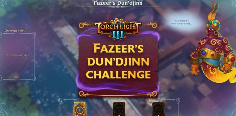 Torchlight III lanza su sistema de mazmorras End Game