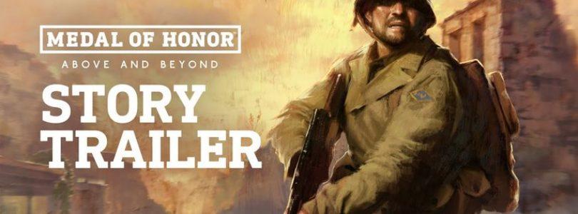 Medal of Honor: Above and Beyond VR estrena un nuevo tráiler del modo historia